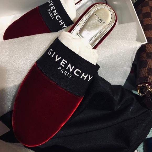11fbb7395 Givenchy Shoes   Final Sale Bedford Flat Mule   Poshmark